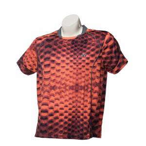 Yonex Tristan Polo Boy Orange 140