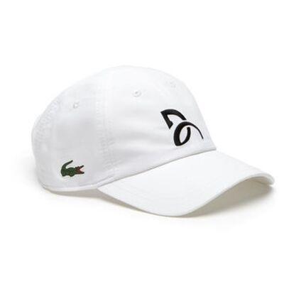 Lacoste Microfiber Djokovic Cap White