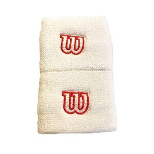 Wilson Wristband Short White/Red