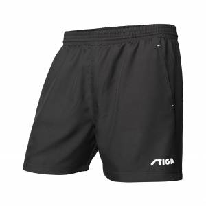 Stiga Marine Black Shorts S