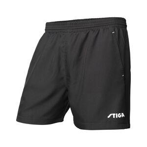 Stiga Marine Black Shorts S