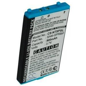 Nintendo Gameboy Advance SP batteri (900 mAh, Blå)