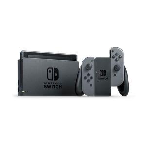 Nintendo Switch Konsol - Grå - 2019