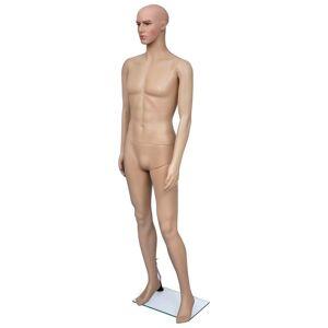 vidaXL Pánska figurína typ A