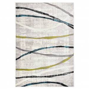 vidaXL Koberec, farebný 160x230 cm, PP
