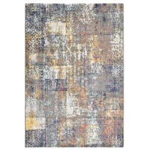 vidaXL Viacfarebný koberec 80x150 cm PP