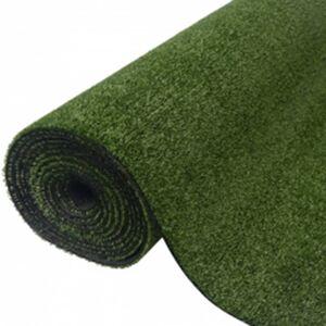 vidaXL Umelý trávnik 7/9 mm 1,33x25 m zelený