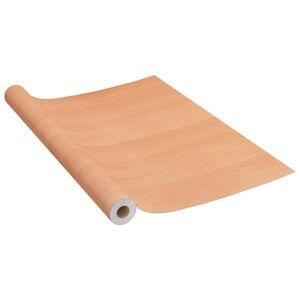 vidaXL Samolepiace tapety na nábytok 2 ks, japonský dub 500x90 cm, PVC