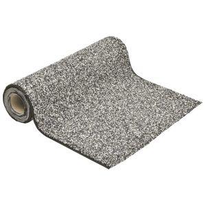 vidaXL Vložka s dizajnom kameňa sivá 150x60 cm