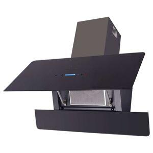 vidaXL digestor s dotykovým displejom čierny 900 mm
