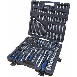 KS Tools CHROMEplus 216-dielna sada račňových kľúčov a bitov 18.0216