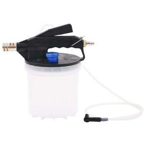 vidaXL Pneumatický odvzdušňovač bŕzd 2 l