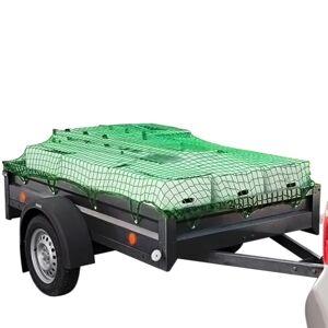vidaXL Sieť na prívesný vozík 1,5x2,7 m, PP