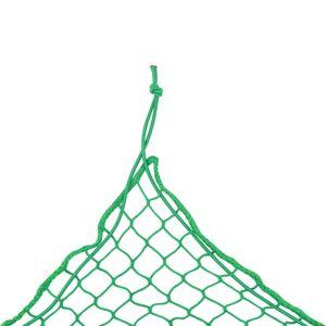 vidaXL Sieť na prívesný vozík 2x3,5 m, PP