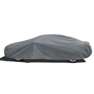 vidaXL Plachta na auto, netkaná látka, veľkosť XL