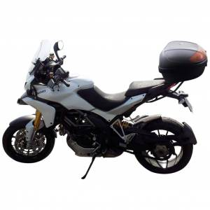 vidaXL Kufor na motocykel, 72 l, na 2 helmy