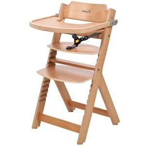 "Safety 1st Vysoká stolička pre deti ""Timba"", prírodné drevo, 27620100"