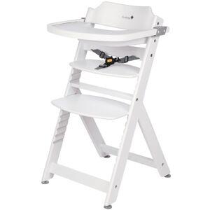 """Safety 1st Drevená detská stolička """"Timba"""", biela"""