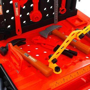 vidaXL 51-dielna detská pracovná sada na hranie 57x32x68 cm
