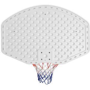 vidaXL 3-dielna sada basketbalového koša na stenu, 90x60 cm