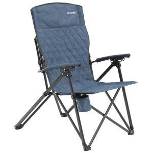 Outwell Kempingová stolička modrá oceľová Ullswater 470311