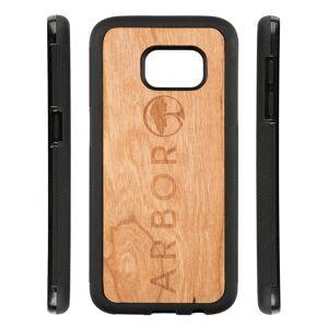 Arbor Obal na telefón Arbor Arbor Word Mark Galaxy S7 cherry