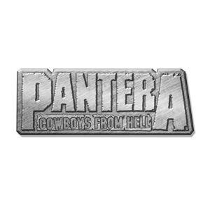 Pantera - Odznaky Cowboys From Hell