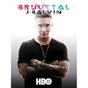 DVD BALVIN J. - BRUUTTAL