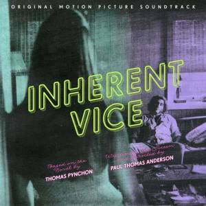 CD INHERENT VICE - INHERENT VICE (ORIGINAL MOTION PICTURE SOUNDTRACK)