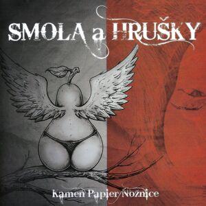 Smola a Hrušky - CD Kameň Papier Nožnice