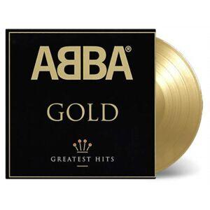 ABBA - Vinyl GOLD (gold vinyl edition)