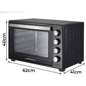 Jago Mini rúra s nastaviteľnou teplotou, 62 x 41 x 40 cm, čierna