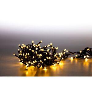 Marimex Svetelná reťaz 200 LED dvojitá - teplá biela