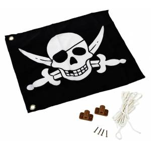 Marimex Play Vlajka pirát