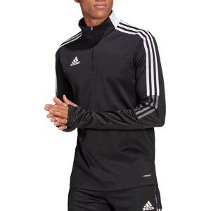adidas Mikina adidas TIRO21 WRM TOP 4XL Čierna male