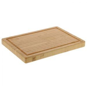 ZWILLING Bambusová doska na krájanie Zwilling 35 x 25 x 3 cm