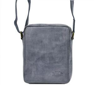 Always Wild Kožená taška na rameno Always Wild 771-TGH