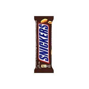 Ostatní Cukrovinky Snickers single tyčinka 50g