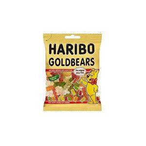 Ostatní Cukrovinky bonbony Haribo Medvídek zlatý 100g