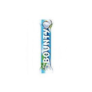 Ostatní Cukrovinky Tyčinka Bounty mléčná 57g