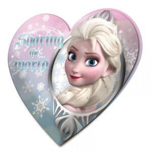 Disney Vankúš srdce Disney Frozen - Elsa