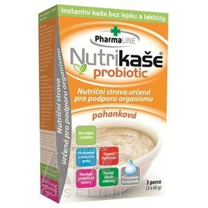 MOGADOR s.r.o. Nutrikaša probiotic - pohanková 3x60 g (180 g)