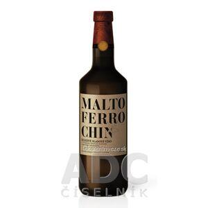 Herbadent s.r.o. HERBADENT Maltoferrochin - železité sladové víno 1x750 ml