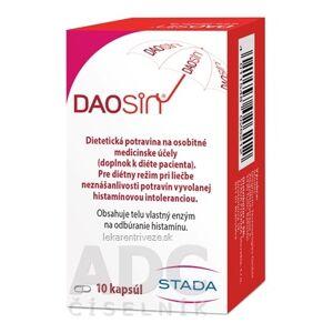 SCIOTEC Diagnostic Technologies GmbH DAOSIN cps 1x10 ks