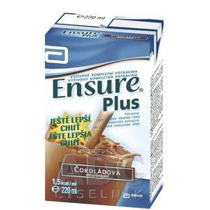 Abbott Laboratories B.V, Ross Product Manufacturer Ensure Plus čokoládová príchuť 1x220 ml