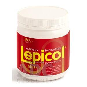 Probiotics International Ltd. LEPICOL PLUS+ prášok 1x180 g