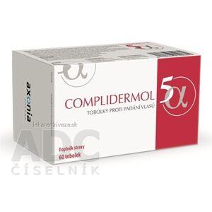 Laboratorios Medea, S.A. Complidermol 5α cps 1x60 ks