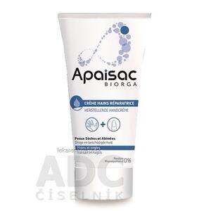 Laboratoires Bailleul S.A. Apaisac BIORGA Reparačný krém na ruky modrá rada (Restorative Hand Cream) 1x50 ml