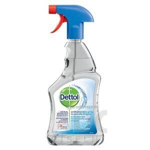RECKITT BENCKISER Dettol antibakteriálny sprej na povrchy Originál 1x500 ml
