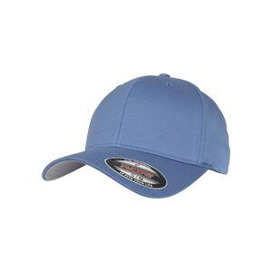 Flexfit Urban Classics Flexfit Wooly Combed slate blue - S/M